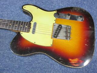 Fender Telecaster Custom、1960年製、ナインス、杉並、高円寺、東京、修理、リペア、メンテナンス
