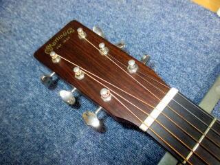 Martin 000-18、ナインス、弦高調整、東京、リペア、メンテナンス、ナット調整